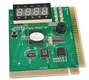Post Card 2in1 (PCI, ISA) 4 Bit
