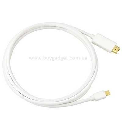 Кабель Mini DisplayPort M to HDMI M