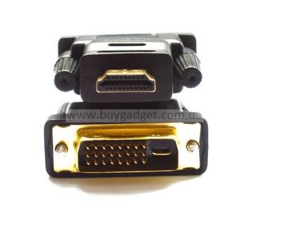 Адаптер HDMI M to DVI M (24+1)