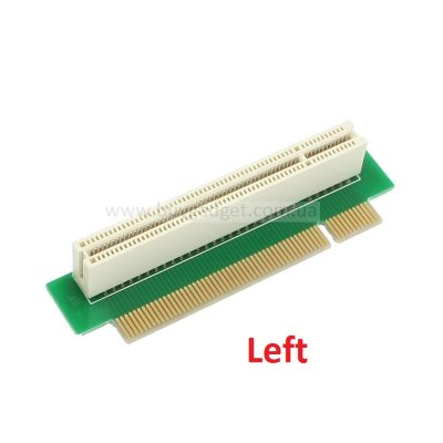 Riser Card PCI to PCI, 90 градусов