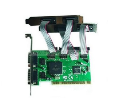Адаптер PCI to 6xCOM (RS232), Moschip 9865, RTL