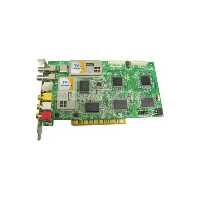 TV тюнер Dual Analog TV Tuner, AVerMedia MCE A169, OEM