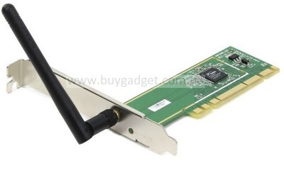 Адаптер PCI to WiFi, D-Link DWA-525, RTL